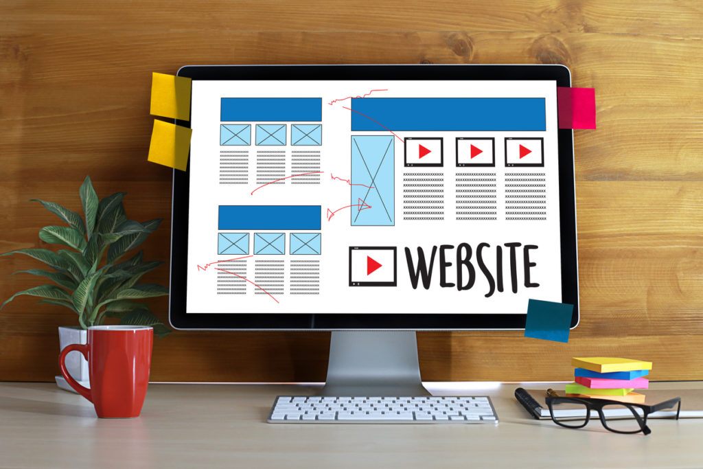 Six Easy Steps To Your First Website